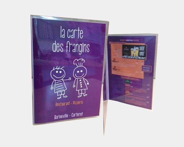 Carte des Frangins