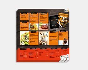 Set de table carré 32X32 cm